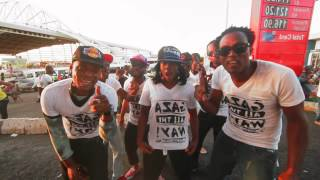 Sheba - Gaza All Di Way (OFFICIAL MUSIC VIDEO) JAN 2013 - So Unique Records