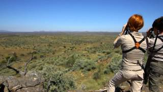 The American Huntress Zeiss In Africa