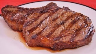 Rib Eye Steak! How To Grill Perfect RibEye Steak! FATHER'S