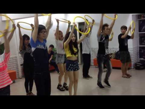 (Exercise) Trai Tim Vui - Con Cao Cao
