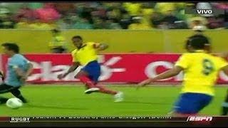 Ecuador Vs Uruguay 1-0 Resumen Eliminatorias Brasil