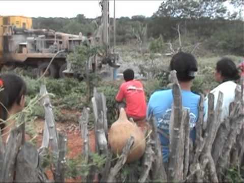 SINDILEGIS - Perfuração de poços artesianos no Nordeste