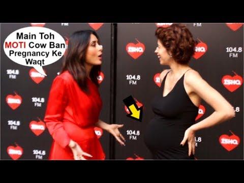 Kareena Kapoor's FUNNIEST Reaction After Seeing PREGNANT Kalki Koechlin's BABY Bumps While Shooting