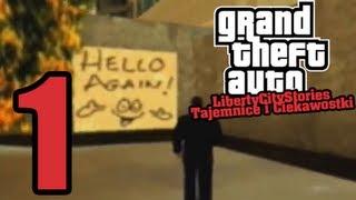 GTA: Liberty City Stories Tajemnice I Ciekawostki #1