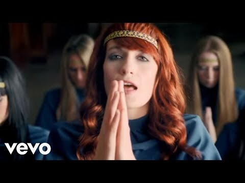 Florence + The Machine - Drumming Song, Music video by Florence + The Machine performing Drumming Song. (C) 2009 Universal Island Records Ltd. A Universal Music Company.