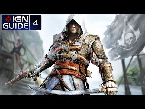 Assassin's Creed 4 Walkthrough - Sequence 02 Memory 02: And My Sugar? (100% Sync)