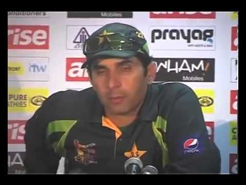 Asia Cup 2014 : Pakistan vs India Misbah ready for clash
