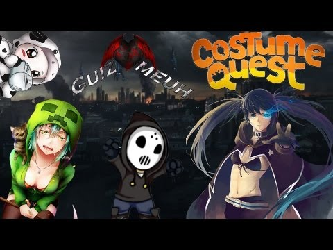 Costume Quest - Ep 8 - Guizmeuh
