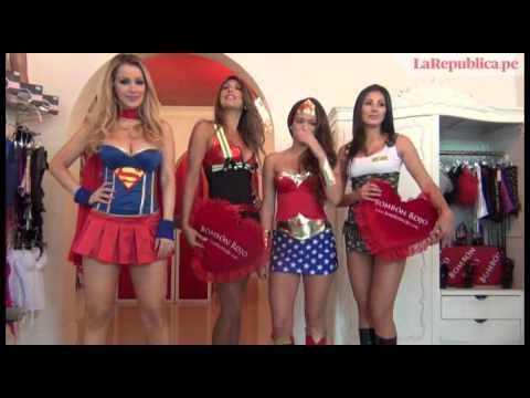Infartante desfile de disfraces para Halloween en Bombón Rojo