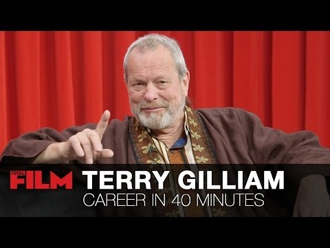 Terry Gilliam: Career in 40 Minutes
