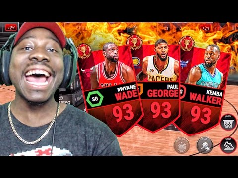 NEW UPDATE! LEAGUE vs LEAGUE TOURNEYS & MASTER SETS! NBA Live Mobile 16 Gameplay Ep. 47