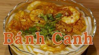 Bánh Canh -  Cực Kì Đơn Giản, Thơm Ngon Hơn Tiệm - Nấu Ăn Kiểu Độc Thân - YouTube