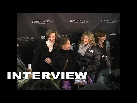Friends With Money: Jennifer Aniston at Sundance 2006 (01/19/2006)