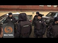 Navalny appears in court after arrest at Moscow anti-corruption protest