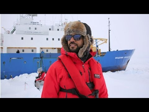 Guardian crew trapped in Antarctic ice - what happens if rescue operation can't get through the ice?