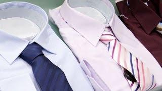 Combinar camisa y corbata