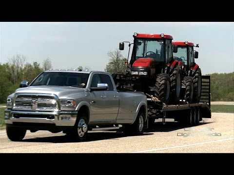 Ram Truck Brand Leads in Towing Standards