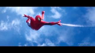 The Amazing Spider-Man 2 Spider-Man Animation Shot Build