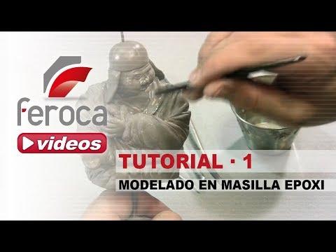 1 · Tutorial de Modelado en Masilla Epoxi