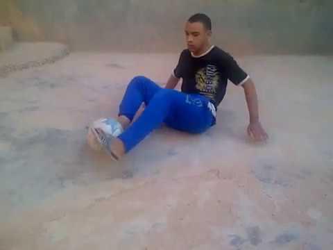 قلعة امكونة : محمد حليم موهبة كروية صاعدة