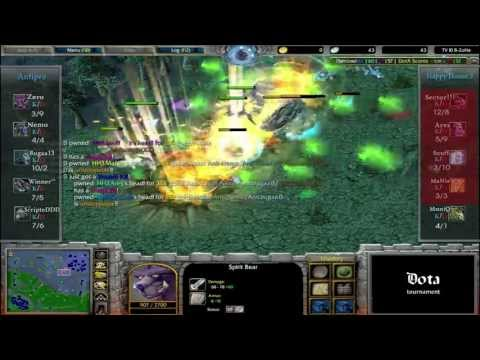 [o] TV10 DotA Tournament B zone   Anti vs HappyHouse3