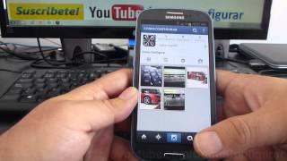 Como Tener Varias Cuentas De Instagram Samsung Galaxy S3