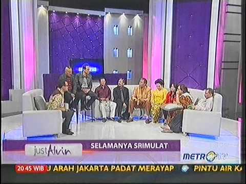 SRIMULAT JUST ALVIN - 2011 MetroTV