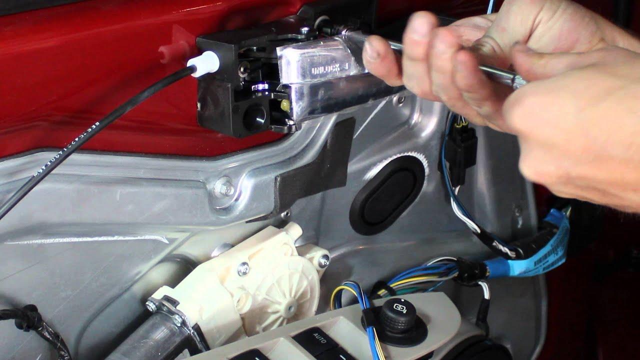 2006 Ford Fusion Interior Door Handle Part