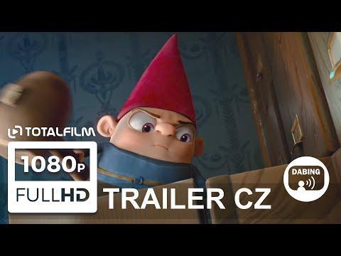 Triky s trpaslíky - trailer na kino animák