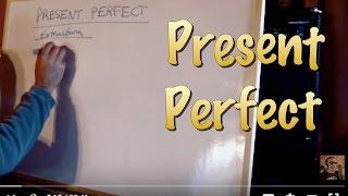 INGLES. PRESENT PERFECT. Inglés Para Hablantes De