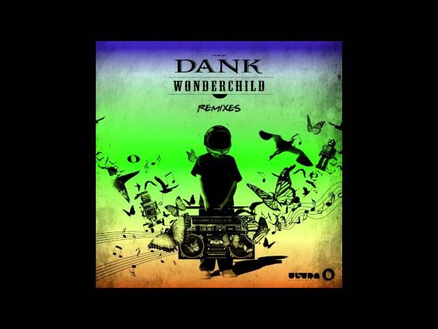 DANK - Wonder Child (Wideboys Remix) [Cover Art]