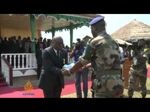 Aljazeera Report - MISCA takes over after official handover 19/12/2013