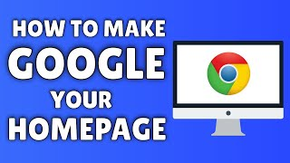 How To Make Google Your Homepage On Google Chrome 2014