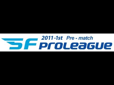 [KSF] SF Pro League 2011 1st Pre Match E01 Part 2