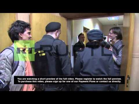 Russia: Extended detention for accused of Filin acid attack
