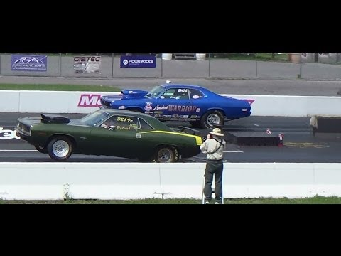 Awesome 70 Hemi Cuda MoPars reading,pa 6-22-14