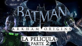 La Pelicula Batman: Arkham Origins 2 *FULL HD* Todas