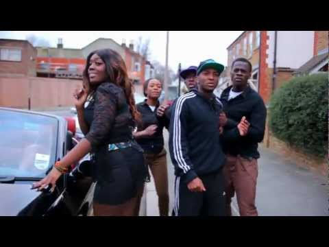 Azonto Dance 2013 in London Sarkodie, EL, R2 bees, flexing boy swaggz ,yaw siki,  KIll Beat