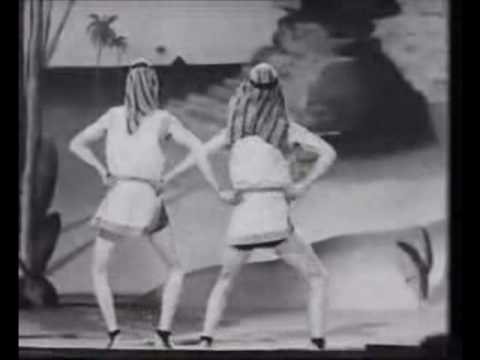 Wilson and Keppel, Sand Dance. 1934 : египетские танцы