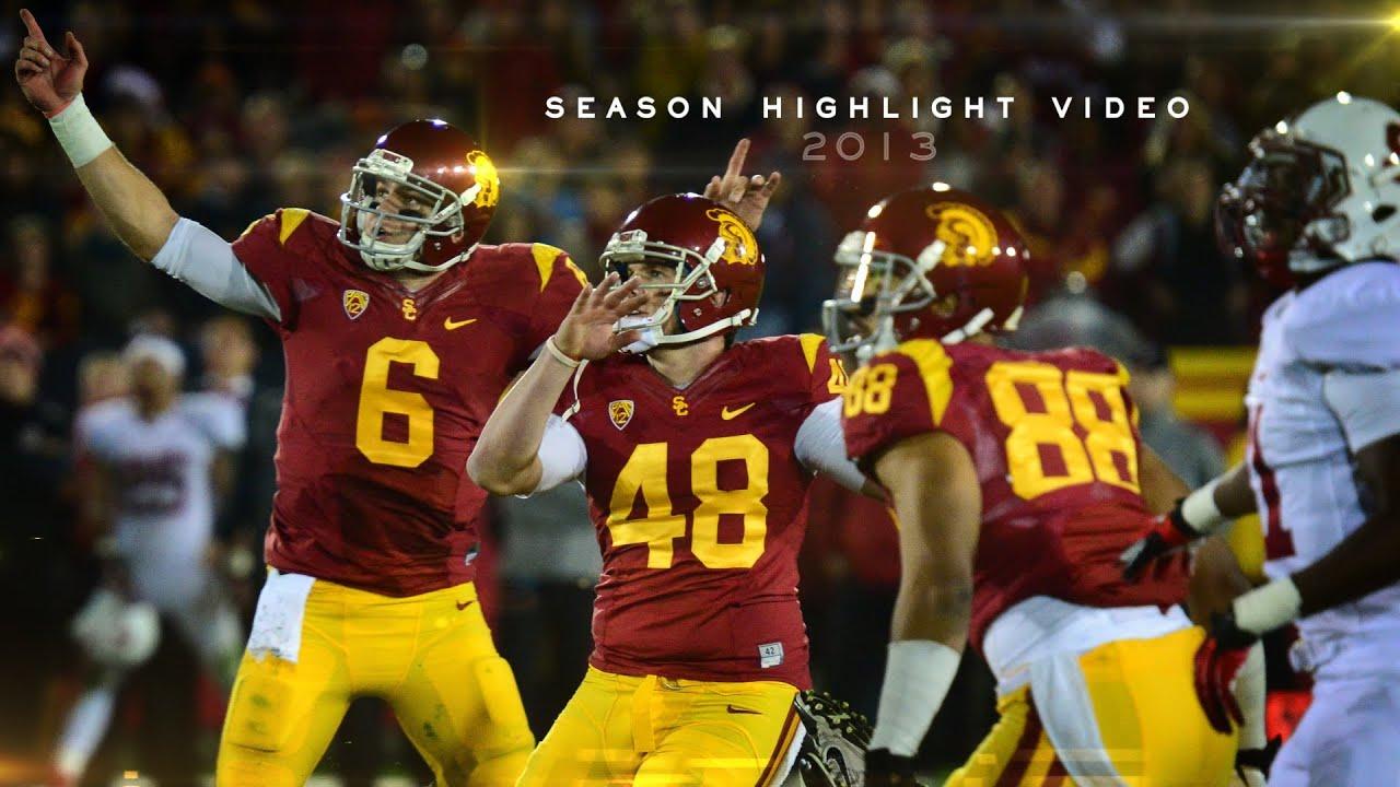 USC Football - 2013 Season Highlight Video - YouTube Usc Football Team 2013