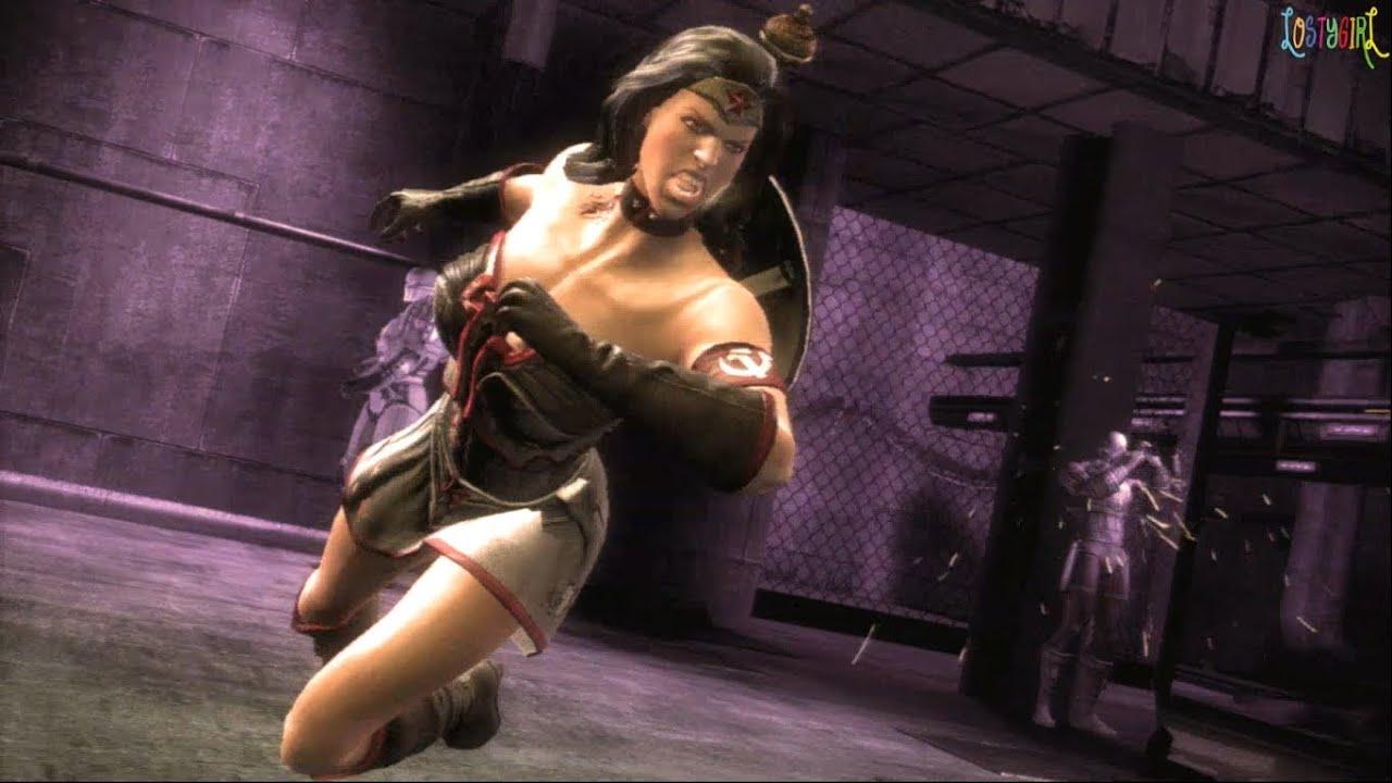maxresdefault jpgRed Son Wonder Woman Injustice