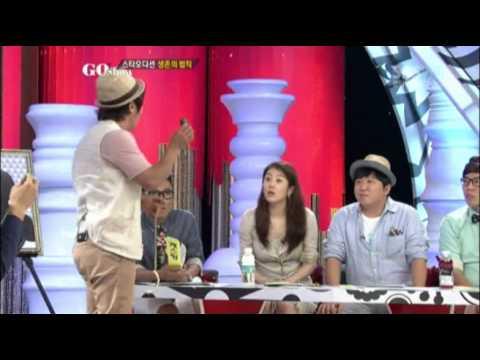 야생 100% 희귀물품 공개!! @GO SHOW 20120727