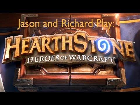 Hearthstone: Episode 1: Pack Opening and Arena Picks!