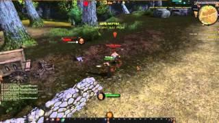 Обзор - Часть 1 / Видео Warhammer Online