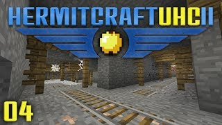 Hermitcraft UHC II 04 Mineshaft Madness