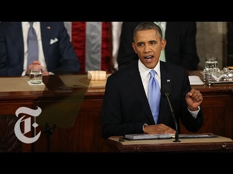 State of the Union 2014: Obama Calls for a 'Year of Action' - New York Times