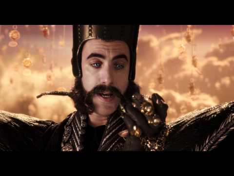 Alenka v Říši divů: Za zrcadlem - trailer na film