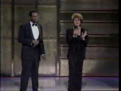 Luther Vandross  & Dionne Warwick -  The Stevie Wonder Medley!