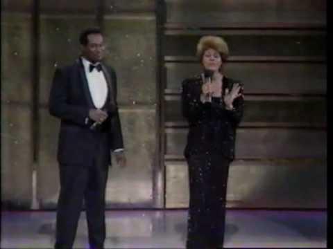 Luther Vandross  & Dionne Warwick -  The Stevie Wonder Medley!