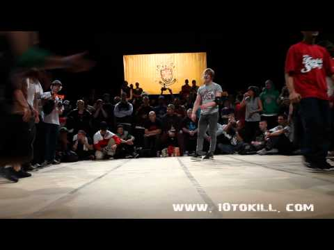 Lil Amok & Nox Vs Tawfiq & Shane - Uk Champs germany 2010